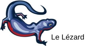 Logo Le Lézard