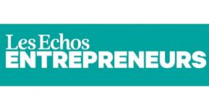 Logo Les Echos Entrepreneur