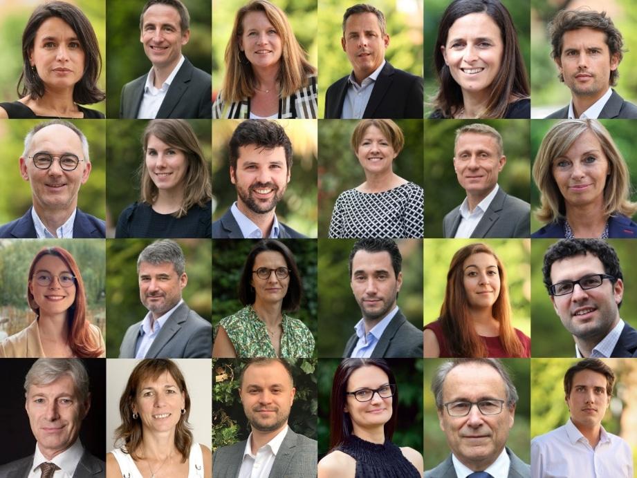 Équipe du fond d'investissement IRDI Capital Investissement